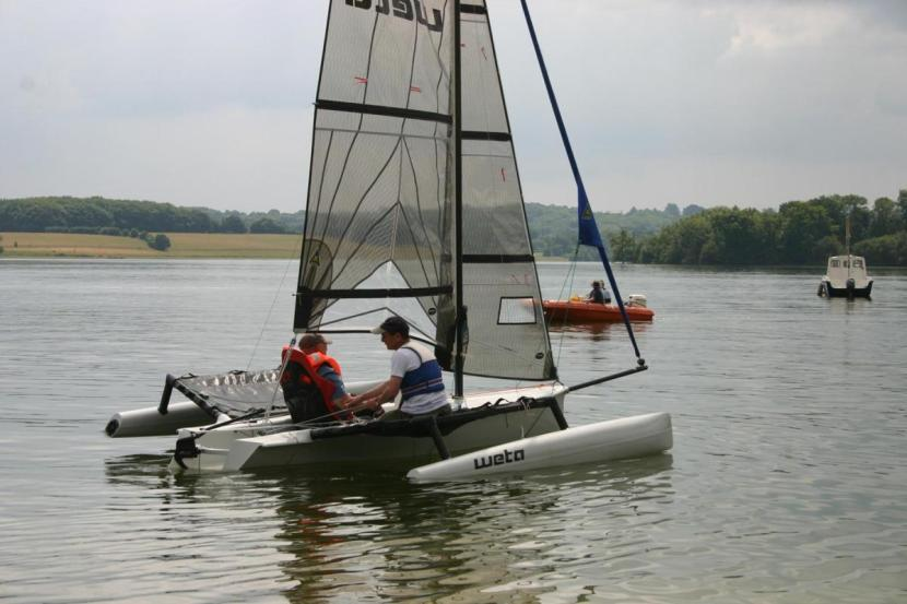 2017 Sailability Multiclass Regatta, Rutland August 5-6 with training on 4th